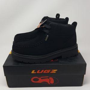 Lugz Strutt LX Flexstride Comfort Boots Black